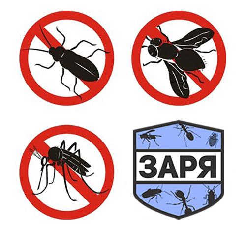 Обработка территории от комаров