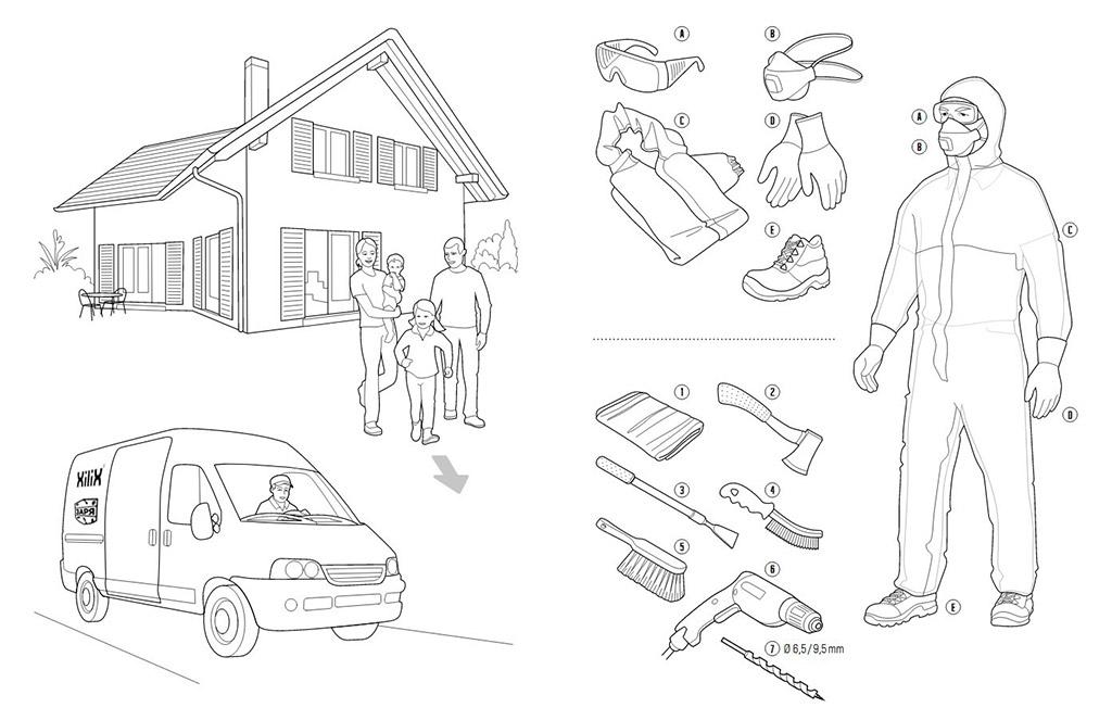 Вызов специалиста для обработки дома от короеда